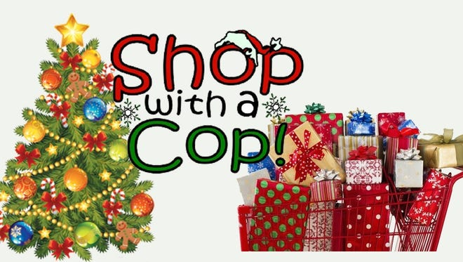 Shop with a Cop logo