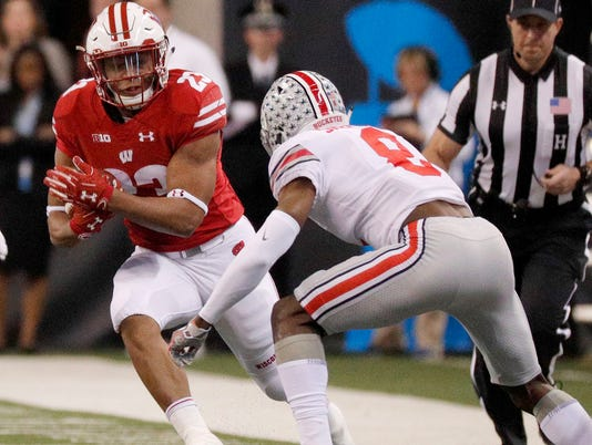 NCAA Football: Big Ten Championship-Ohio State vs Wisconsin