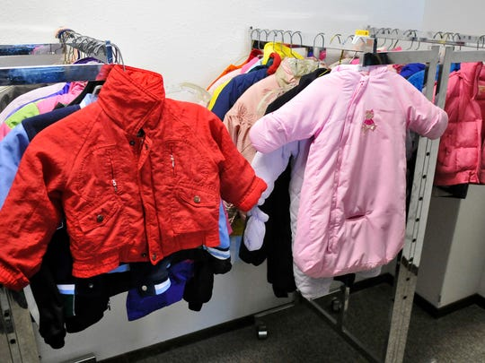 Catholic Charities and other continue their drives into January for warm winter clothing.