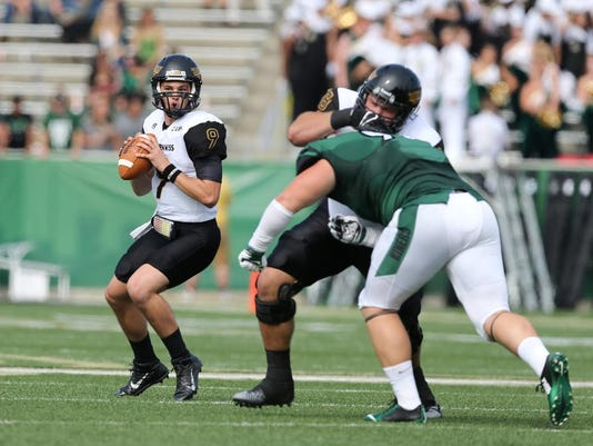 NCAA Football: Southern Mississippi at Charlotte