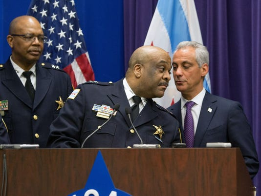 AP CHICAGO POLICE SUPERINTENDENT A USA IL