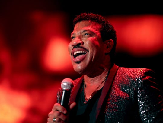 Lionel Richie will play Milwaukee for the first time in nearly 20 years  July 2 at the American Family Insurance Amphitheater.