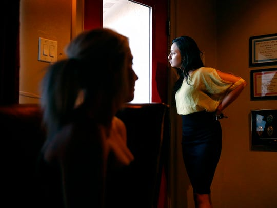 Nevada sex workers are unsure how to grapple with coronavirus closures.