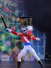 American Repertory Ballet's Nutcracker is ready for battle!