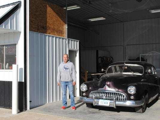 Custom Upholstery moves to new shop