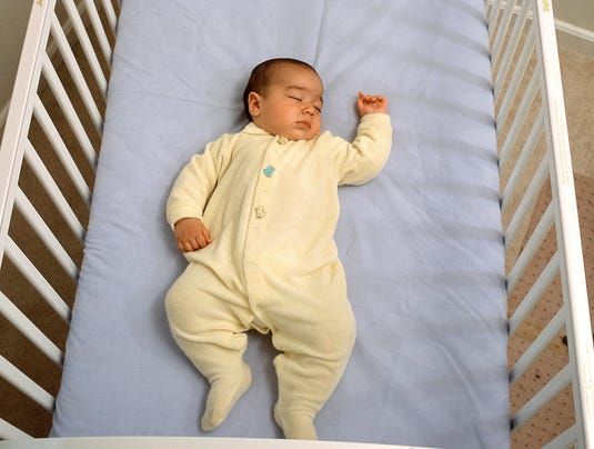 Safe infant sleep environment