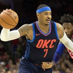 Coming home, Carmelo Anthony readies for reunion with Knicks