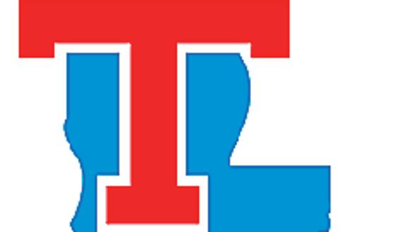 Louisiana Tech logo.