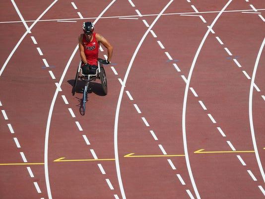 IPC Athletics World Championships - Day Six - Morning Session