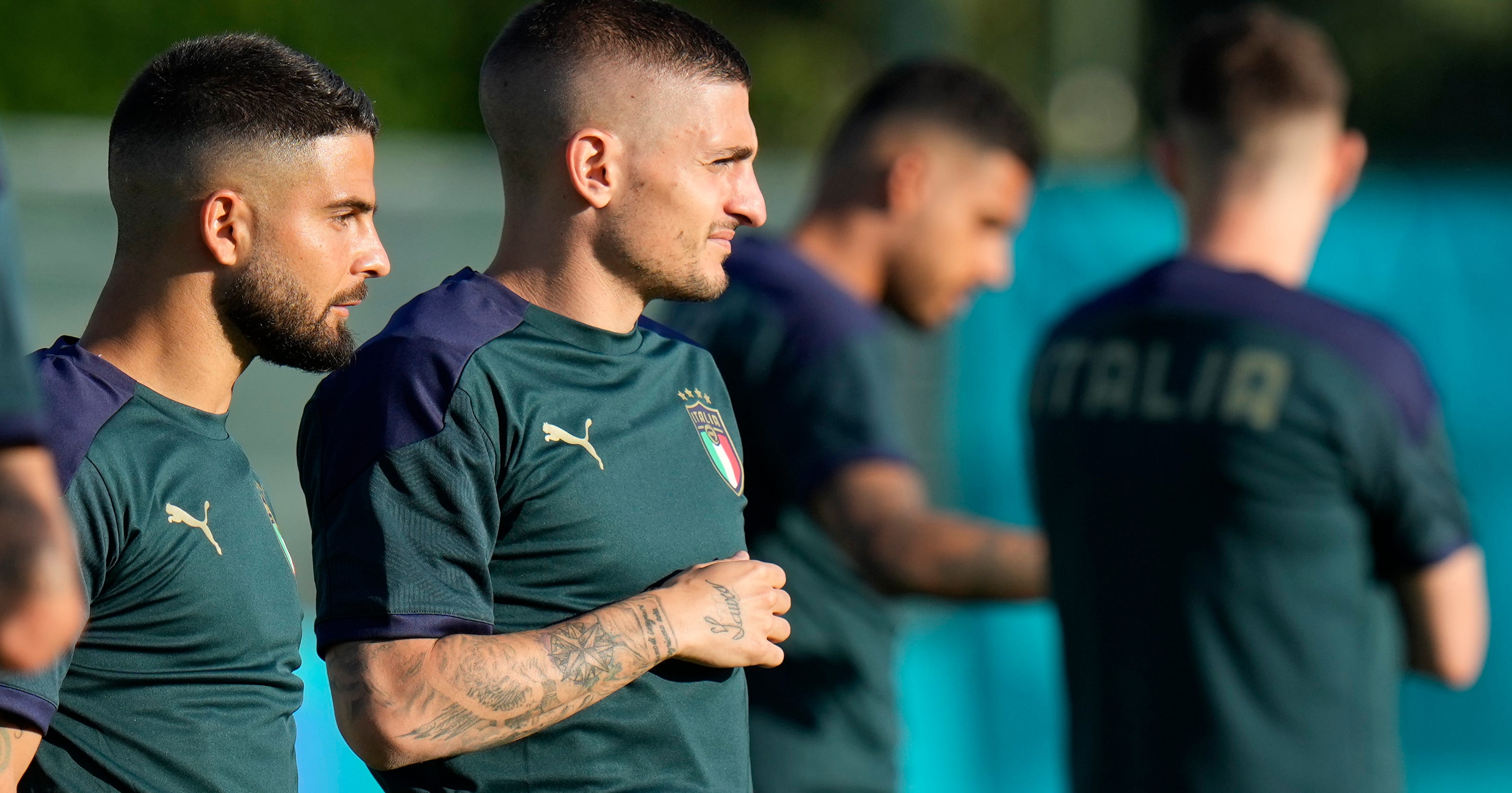 Italy's reserves anxious to face Wales at Euro 2020
