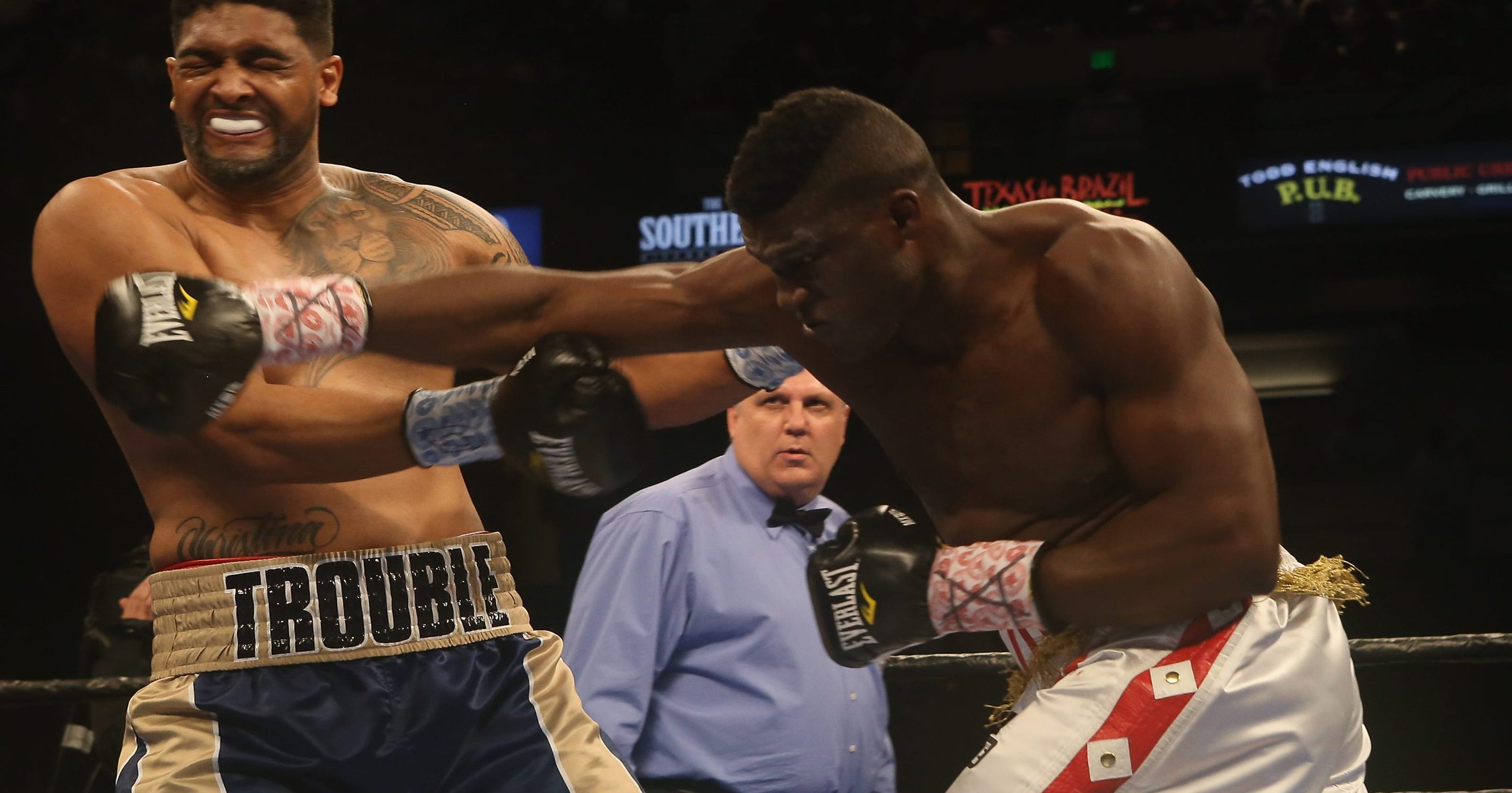 Deontay Wilder Dominic Breazeale Address Post Fight Altercation On