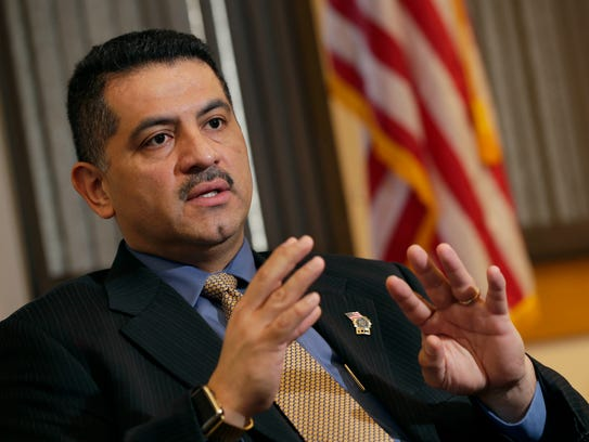 Milwaukee Interim Police Chief Alfonso Morales outlines