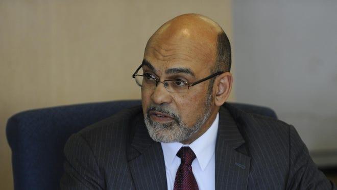 Wayne County Treasurer Eric Sabree