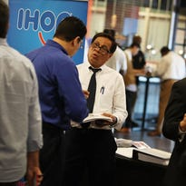 Employers added solid 178,000 jobs in Nov.