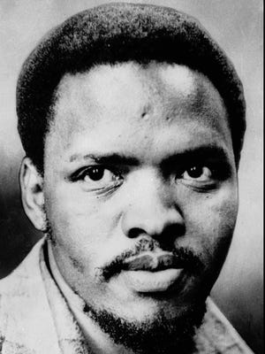 Steve Biko, a South African student leader and anti-apartheid activist, was killed while in police custody on Sept. 12, 1977.
