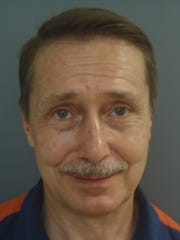 Don Miller's most recent mugshot taken by the Michigan Department of Corrections, in 2014.