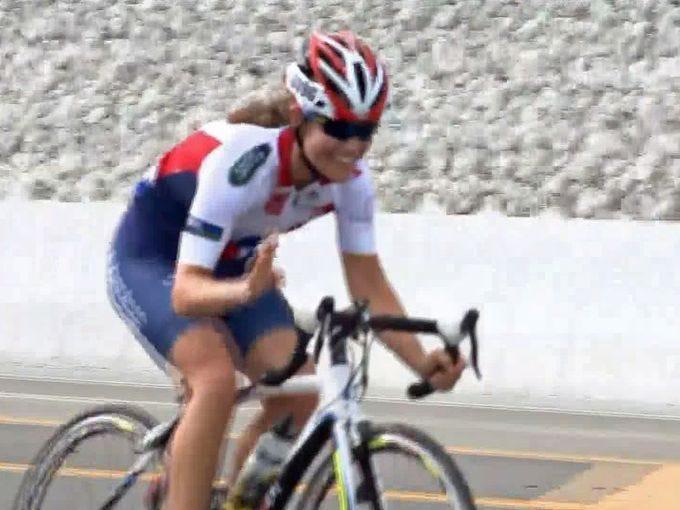 Bike Across Missouri 2014 Race Across America team
