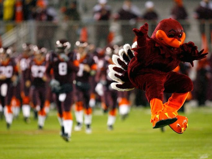 These College Sports Mascots Will Haunt Your Dreams