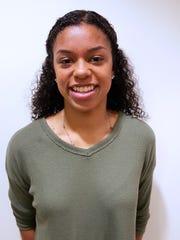 South Salem junior Evina Westbrook