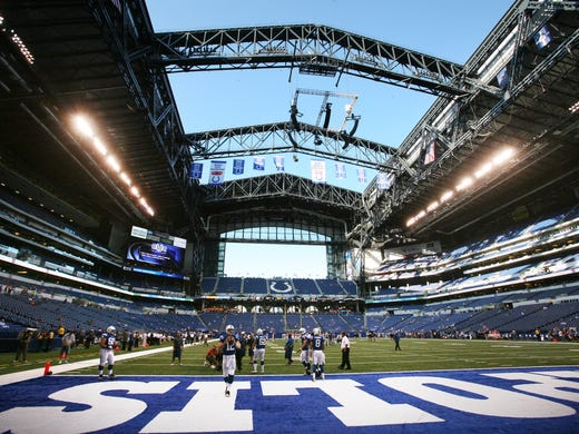 Here S How You Can Score 10 Colts Suite Tickets To The
