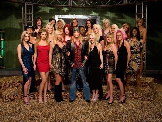 Rock of Love - VH1 series