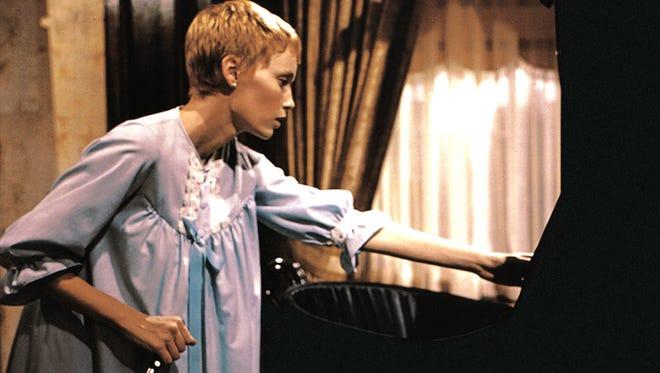 "Rosemary (Mia Farrow) has the world's worst husband and creepiest newborn in ""Rosemary's Baby"" (1968)."