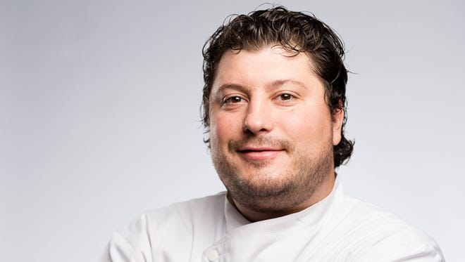 Sterling Heights native Anthony Lombardo has returned from Washington, D.C., to become the executive chef at Bacco Ristorante in Southfield.