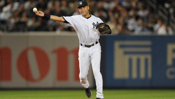 Derek Jeter will have his jersey retired at Yankee
