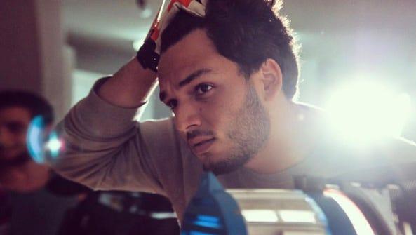 At 19, Francisco Cabrera-Feo has directed several films,