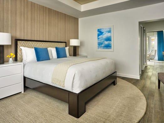 Mattress makeovers: Hotels don\'t skimp on sleep