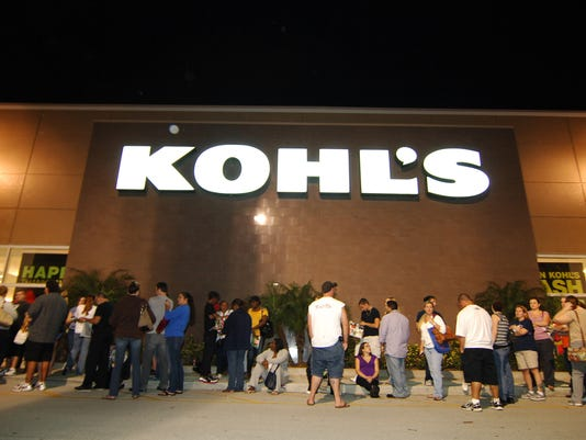 black friday 2018 kohl s starting sale on thanksgiving releases ad