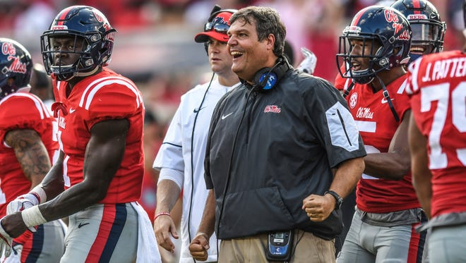 Matt Luke picked up a commitment from four-star receiver Miles Battle Monday evening.