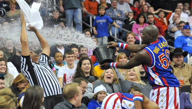 Fans are sure to enjoy Monday's show, even without a water bucket skit.