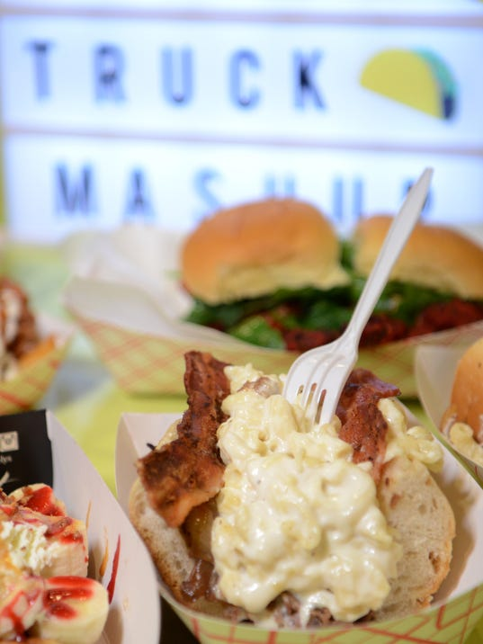Food Truck Mash-Up 2018: Here's a sneak peek of the VIP menu