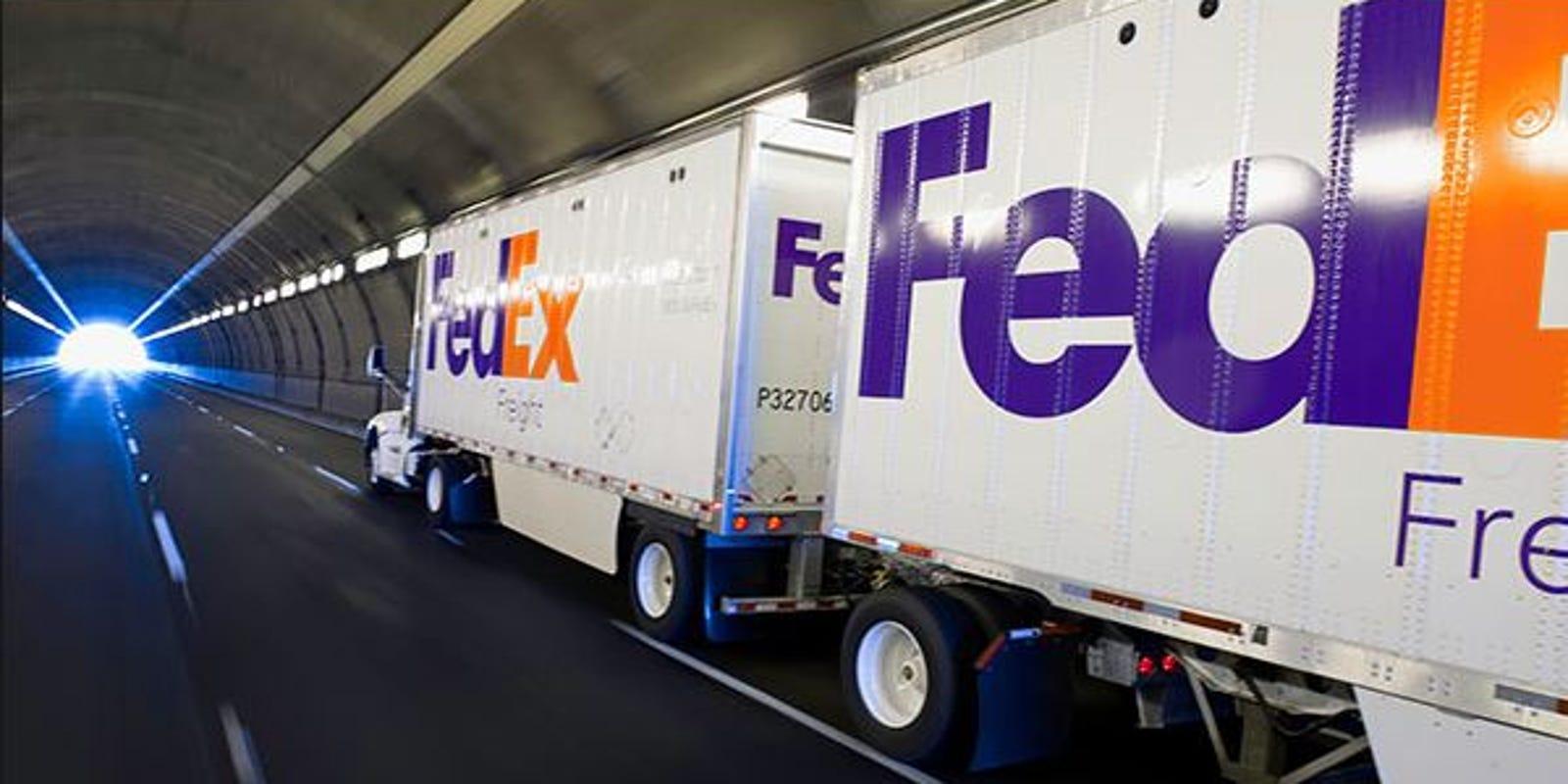 Coronavirus Fedex Freight Furloughing Some Employees