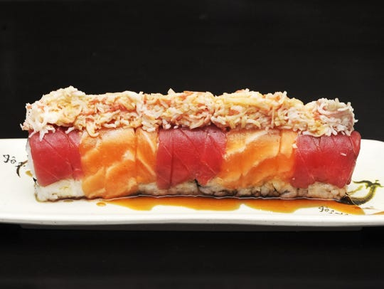 Reno is known for all-you-can-eat sushi, including