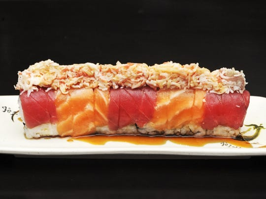 Reno is known for all-you-can-eat sushi, including at Ijji 4 Korean Bar-B-Que & Bar, Tha Joint Sushi & Grill and Hiroba Sushi.