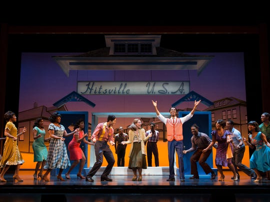 """Motown the Musical"" is part of the 2016-2017 Broadway"
