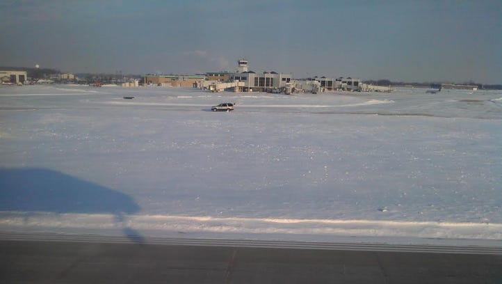 Name that airport ... (Green Bay, Wis.)