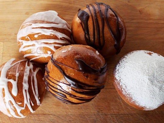 Avalon International Breads has baked, not fried paczki