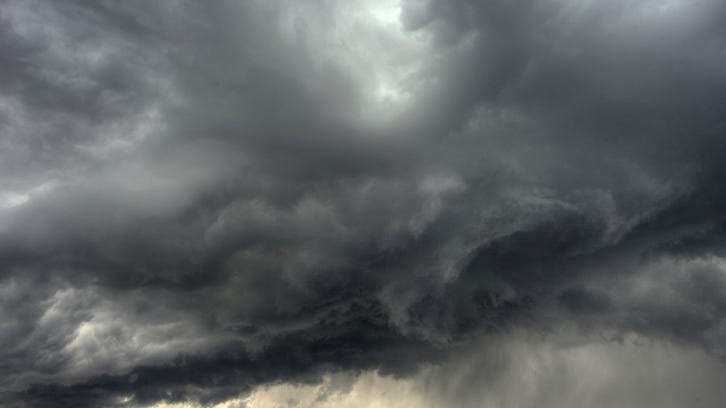 Update: Despite recent storm, Abilene rainfall totals behind for the year
