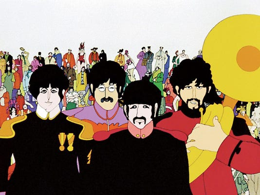 Yellow Submarine Movie