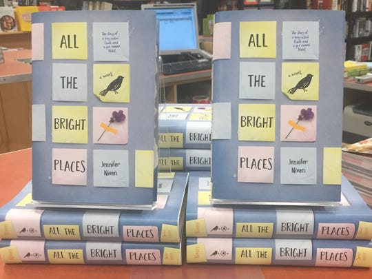 """""""All the Bright Places"""" is the newest book from author"""
