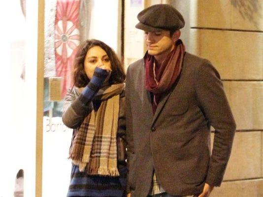 Mila and Ashton