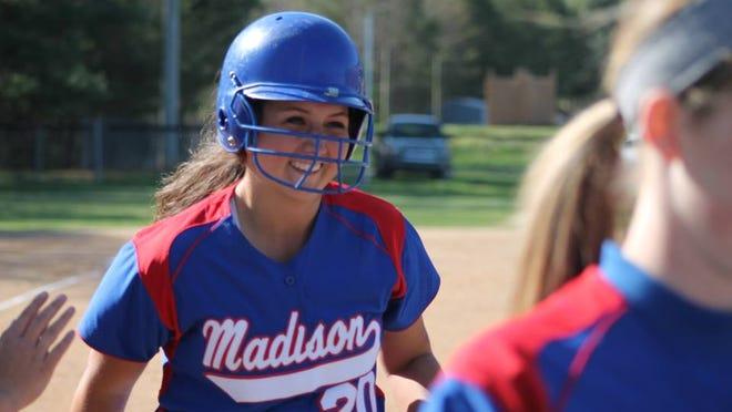 Madison's Brianna Reed