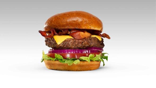 The Bacon Cheesy from Burger 21