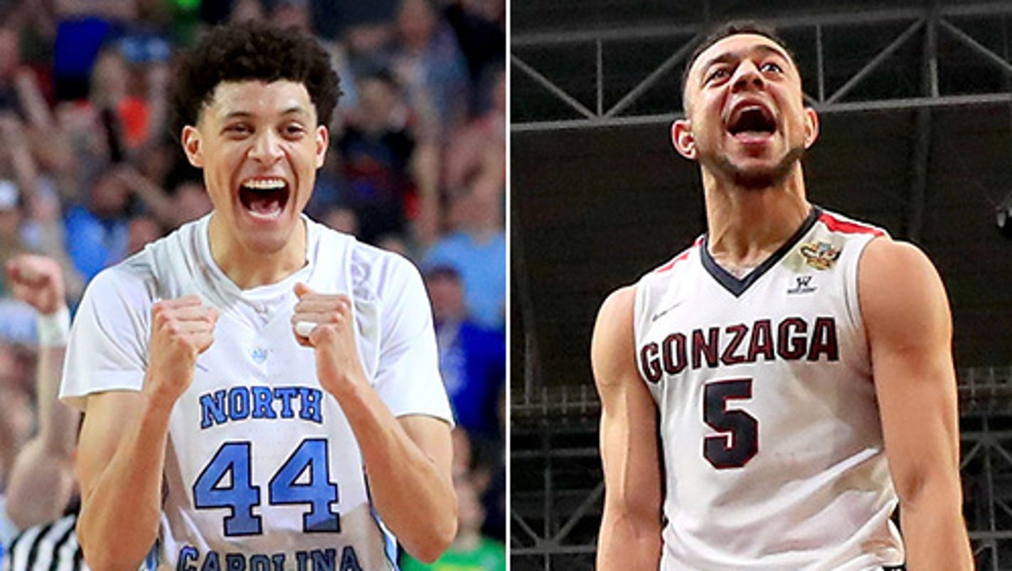 Highlights from the national championship gonzaga vs north carolina - Highlights From The National Championship Gonzaga Vs North Carolina 49