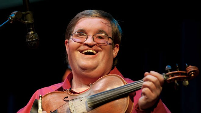 Michael Cleveland and Flamekeeper will perform at the Lamar County Bluegrass Festival.
