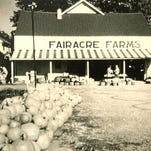 Adams Fairacre Farms started in a modest store on the same location as today's multifaceted business.