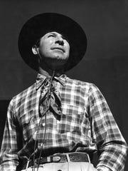 Tony Burke, 1940s.